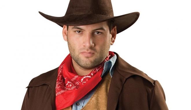 Foto: Acest cowboy, mai prost de fel