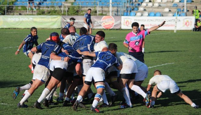 Foto: ACS Tomitanii, condamnaţi să câştige partida cu Dinamo
