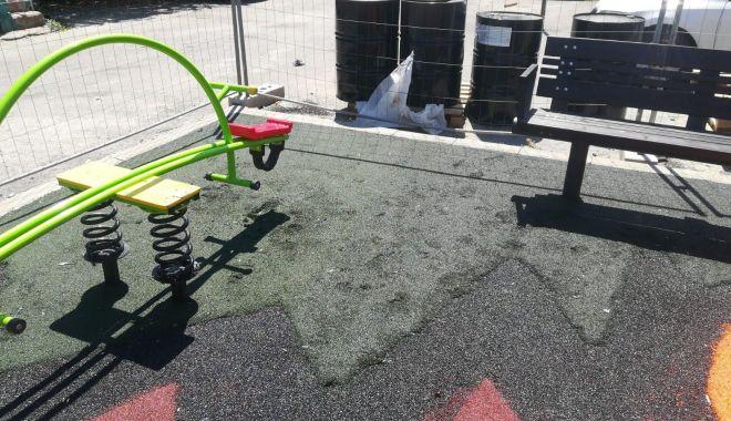 Foto: Ați observat acte de vandalism în oraș? Anunțați Poliția Locală!