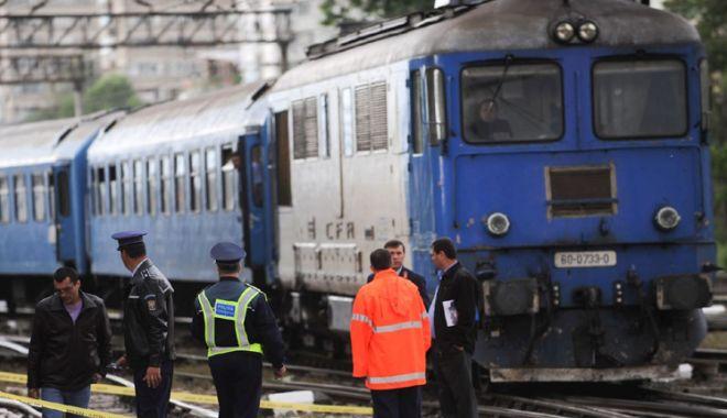 Foto: Acţiune la nivel european pentru siguranţa transporturilor feroviare