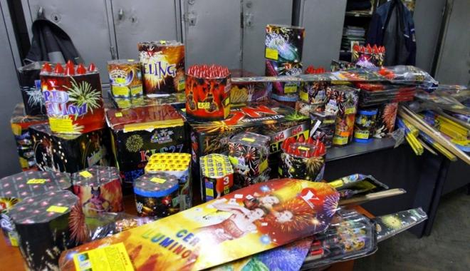 """Foto: Bilanţul acţiunii """"Foc de Artificii"""""""