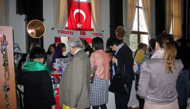 Foto: Acţiune caritabilă la Agigea, organizată  de Consulatul Turciei la Constanţa