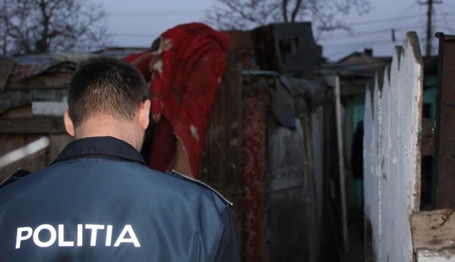 Foto: RAZIE �N MEDGIDIA / Ce au g�sit poli�i�tii