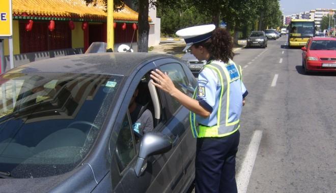 Foto: Atenţie, şoferi! Unde acţionează AZI poliţiştii de la RUTIERĂ