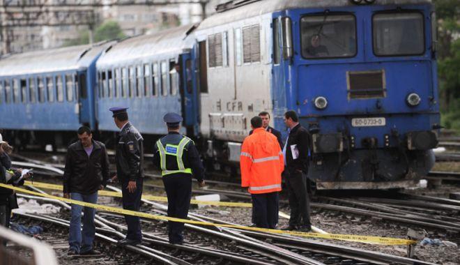 Foto: Acţiuni ale poliţiştilor pe linia transporturilor,  la nivel naţional