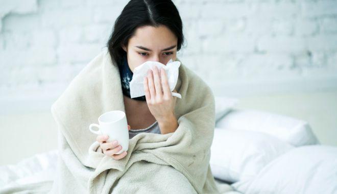 Foto: Activitatea gripală, într-o ușoară scădere