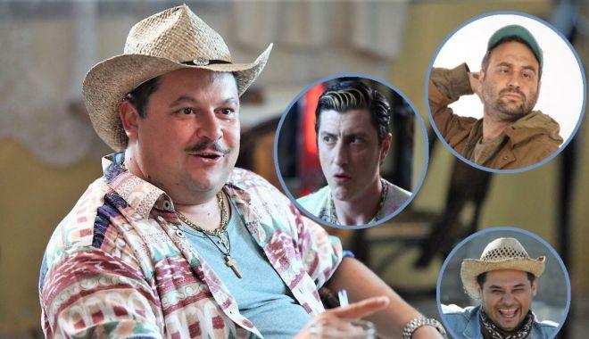 """Foto: Actorii din """"Las Fierbinţi"""" vă aşteaptă la o porţie de râs"""