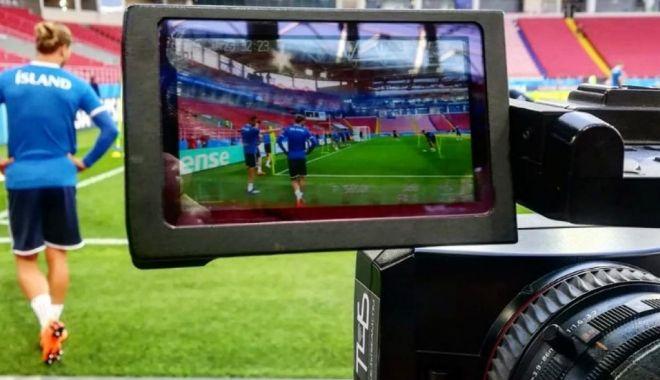 Foto: Scandal imens după debutul CM 2018. O televiziune a transmis ilegal meciurile din Rusia