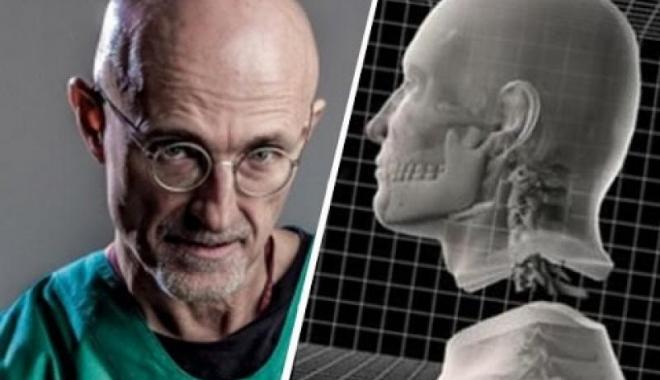 Foto: Neurochirurgul care a promis primul transplant de cap: Urmează transplantul de creier