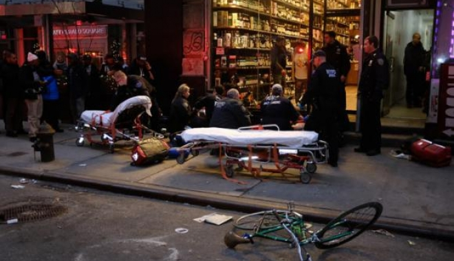 Foto: Turist român de 29 de ani, împuşcat la New York