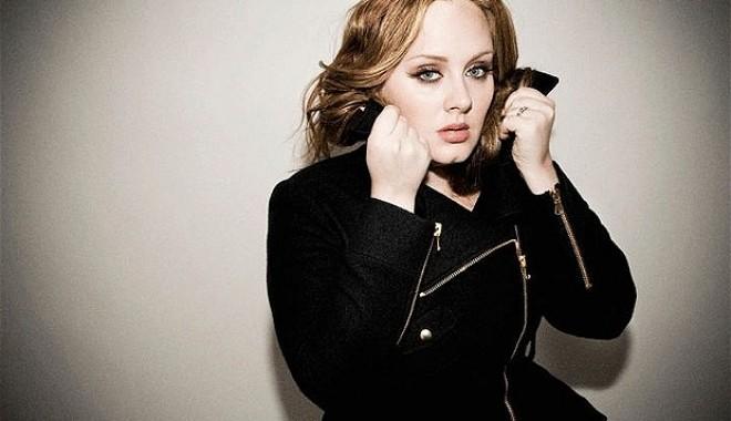 Foto: Adele, pregătită să revină pe scenă