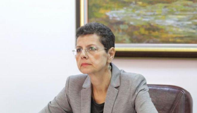 Foto: Adina Florea susține interviul pentru postul de procuror în secția de anchetare a magistraților