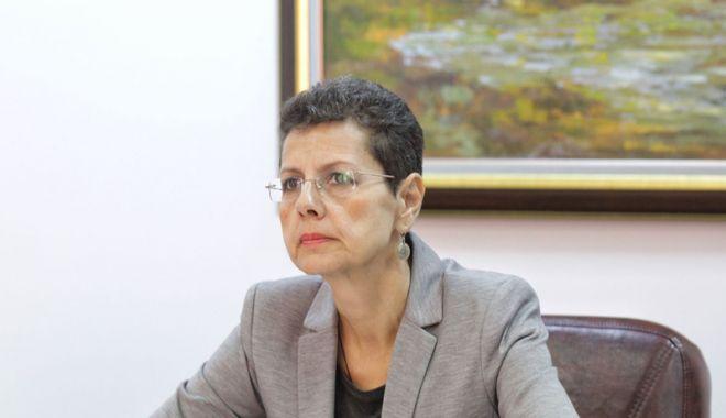 """Foto: Tudorel Toader: """"Am transmis preşedintelui Iohannis propunerea de numire a Adinei Florea la şefia DNA"""""""