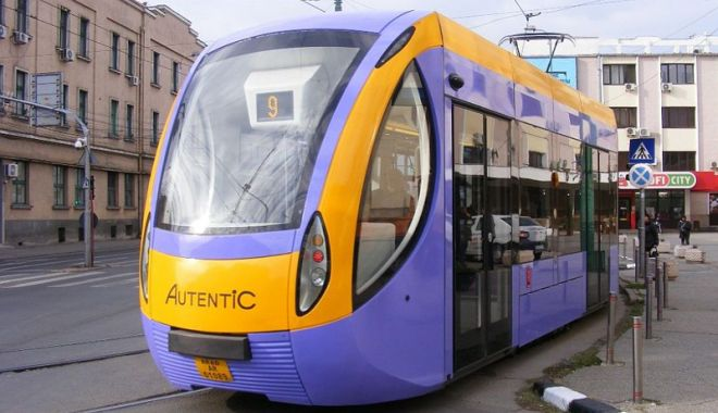 Foto: Adio tramvaie, noi suntem cu motorina! Constanţa, străină de transportul ecologic