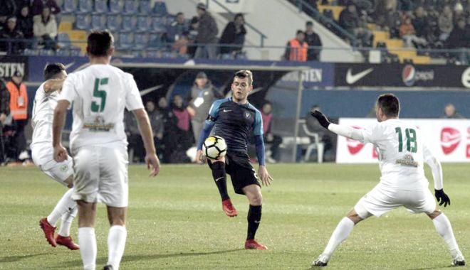 Foto: Adio, titlu! FC Viitorul, fără victorie în play-off
