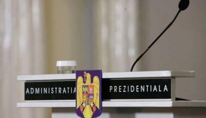 Foto: Candidatură surpriză la funcţia de preşedinte al României