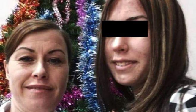 Foto: Bărbatul care şi-a omorât fata de 14 ani, arestat pentru 30 de zile. A sugrumat-o şi apoi a spus că fata s-a sinucis