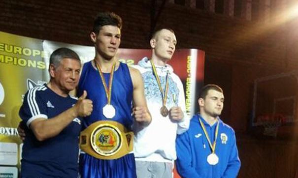 Foto: A doua medalie de aur pentru România, la Europenele de box