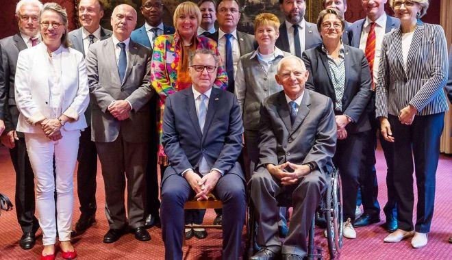 Foto: Adunarea parlamentară franco-germană s-a întrunit, în premieră, la Paris