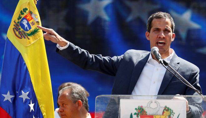 Foto: Criză în Venezuela. Adunarea Constituantă i-a ridicat imunitatea lui Juan Guaido