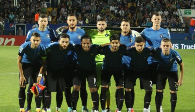 Foto: Adversar din Liga a lll-a pentru FC Viitorul, în 16-imile Cupei României
