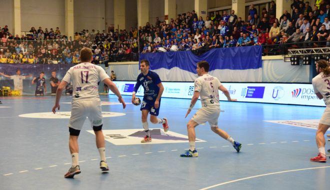 Foto: Adversar din Suedia pentru HC Dobrogea Sud, în turul trei al Cupei EHF