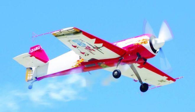 Foto: AEROMANIA 2018. A început vânzarea biletelor pentru zborurile de agrement