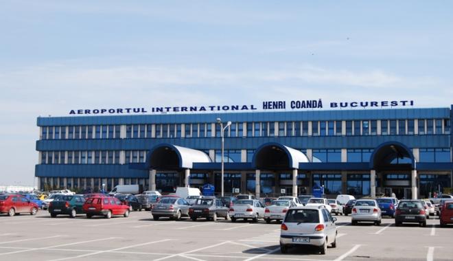 """Foto: Aeroportul """"Henri Coandă"""", în standardele europene în domeniul securităţii"""