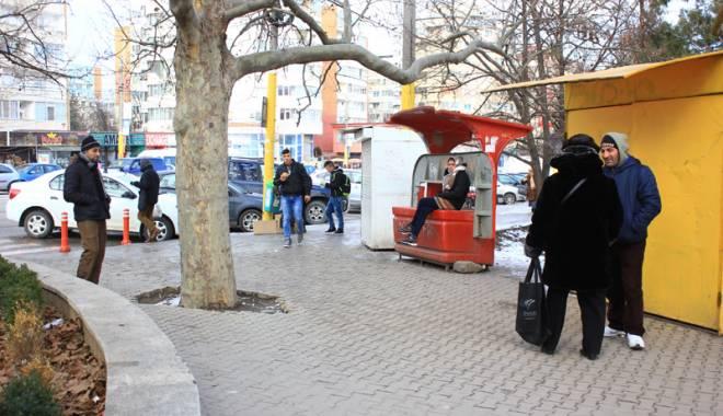 Foto: Afacere ilegală cu ţigări, stricată de poliţiştii din Constanţa!