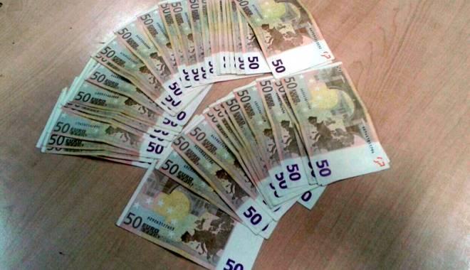 Foto: Afacerist jefuit de 9.000 de euro, într-un restaurant din centrul Constanţei