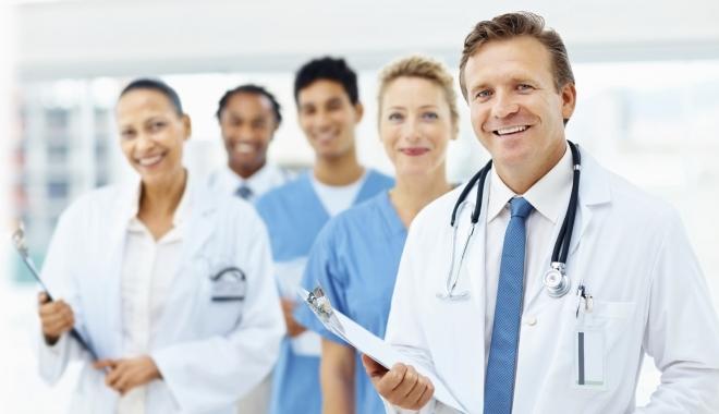 Foto: Ce locuri de muncă se găsesc în domeniul medical