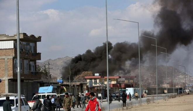 Foto: Explozii puternice la o ceremonie funerară. Peste 20 de morţi şi aproape 90 de răniţi