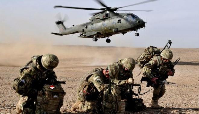 Foto: Trei soldaţi afgani au dispărut dintr-o bază americană din Massachusetts