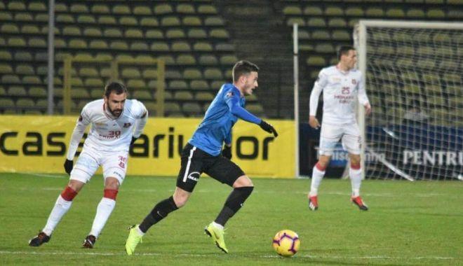 Foto: A fi sau a nu fi în play-off-ul Ligii l. FC Viitorul, doar varianta victoriei