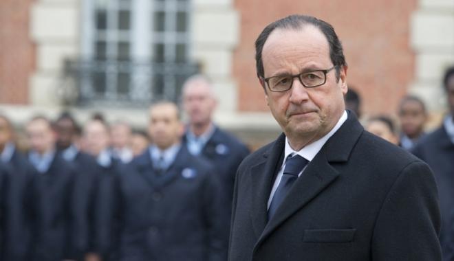 Foto: Afirmaţiile lui Hollande cutremură Franţa. A ordonat asasinarea a patru terorişti