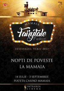 Foto: Festivalul Mamaia Fairytale aduce artişti importanţi pe scena piaţetei Casino din Mamaia
