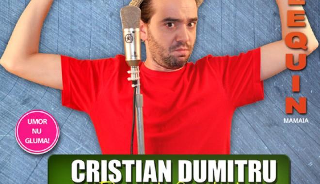 Foto: Show de stand-up cu Cristian Dumitru