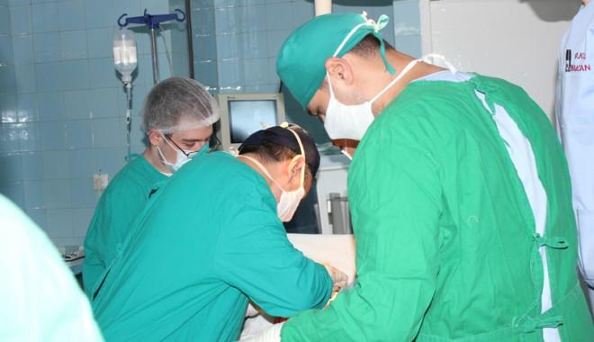 Foto: A fost realizată a doua prelevare de organe la Constanţa