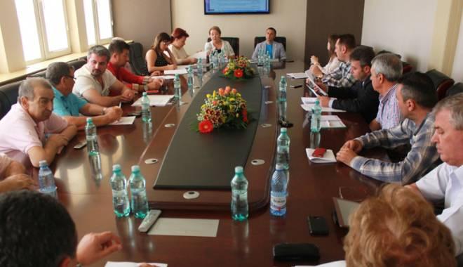 Foto: A fost aprobat bugetul municipiului Mangalia. Unde se duc banii