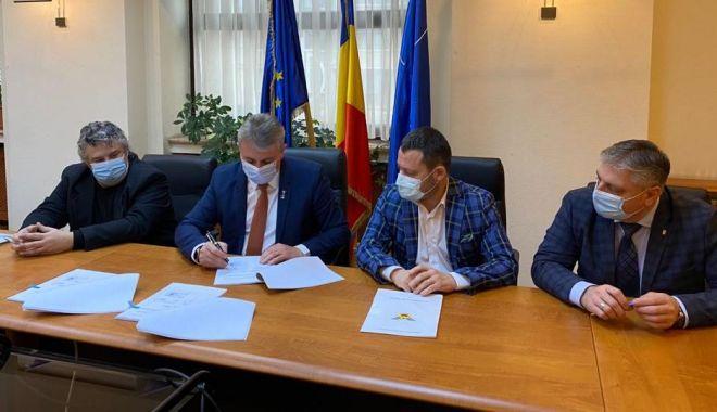 A fost semnat contractul de finanțare pentru construcția unei stații de metrou supraterane - afostsemnatcontractuldefinantare-1608147397.jpg
