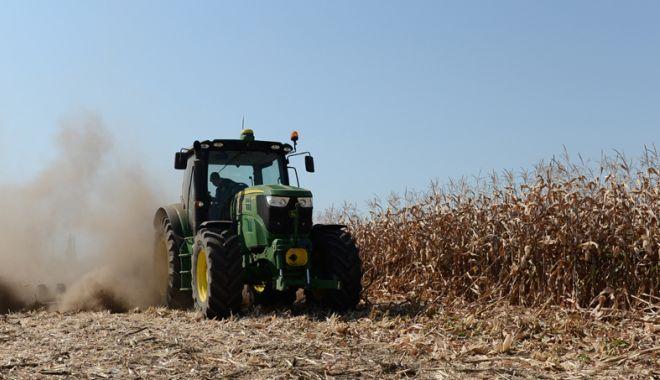 Foto: A fost suplimentat ajutorul de stat privind motorina din agricultură