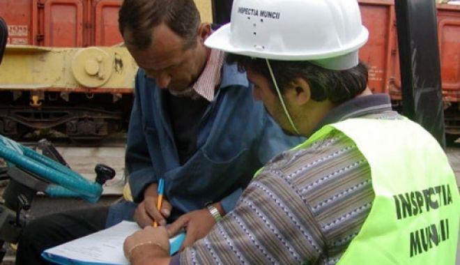 Foto: Agenţi economici,  amendaţi de ITM