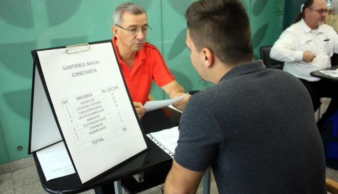 Foto: Agenţii economici, invitaţi să facă angajări la bursa locurilor de muncă pentru absolvenţi
