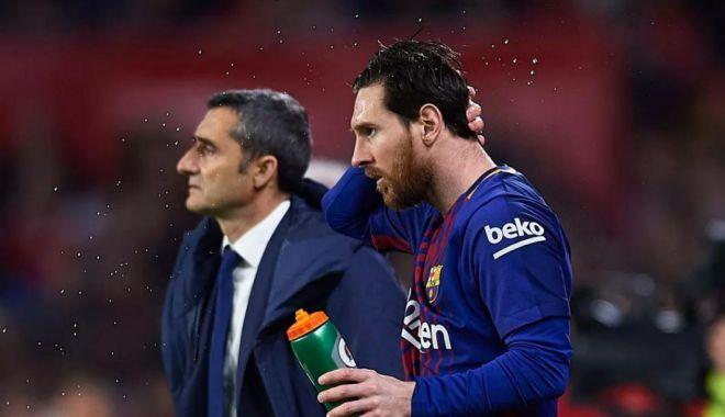 Foto: Barcelona i-a găsit înlocuitor lui Valverde. Cine e favorit să îl antreneze pe Messi sezonul viitor