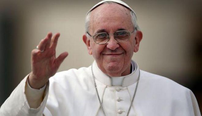 Foto: Papa Francisc, mesaj pentru credincioşi cu ocazia Paştelui