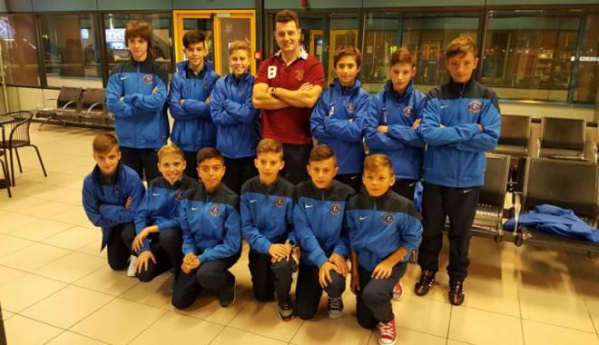 Foto: Academia Hagi şi-a aflat programul de la turneul final Danone Cup