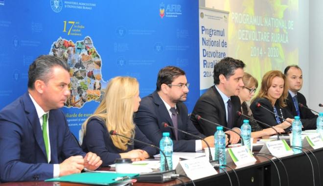 Foto: Agricultura României a absorbit peste  3,3 miliarde de euro