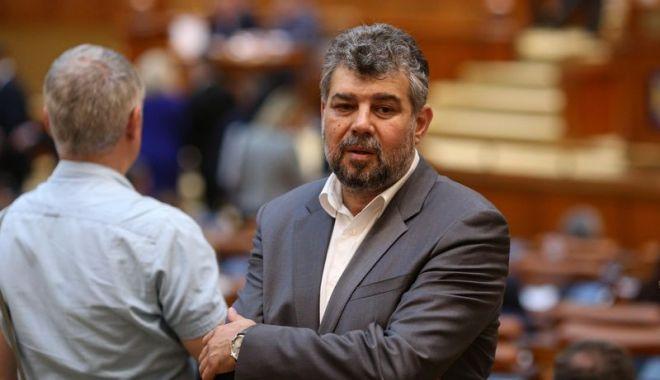 Foto: Marcel Ciolacu: Deputaţii PSD vor stabili marţi strategia pentru moţiunea de cenzură