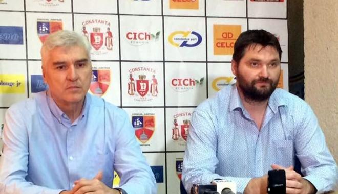 Foto: Aihan Omer, noul antrenor al echipei HC Dobrogea Sud