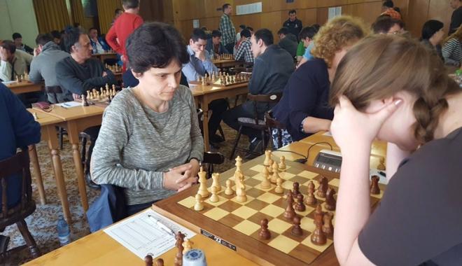 Foto: A �nceput Campionatul European  de �ah de la Mamaia. Karpov, invitat de onoare